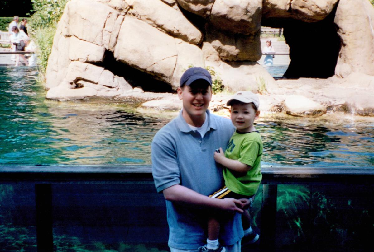 Jason & Barry Mishkin - Central Park Zoo